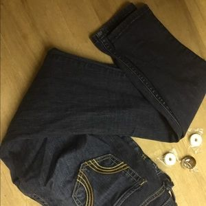Hollister 23x33 skinny jeans, great condition